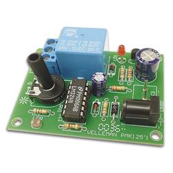 Byggsats ljusstyrd strömbrytare - Whadda WSL125