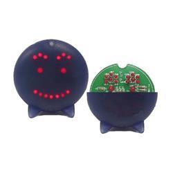 Byggsats Animerad LED-Smiley - Whadda WSMB175