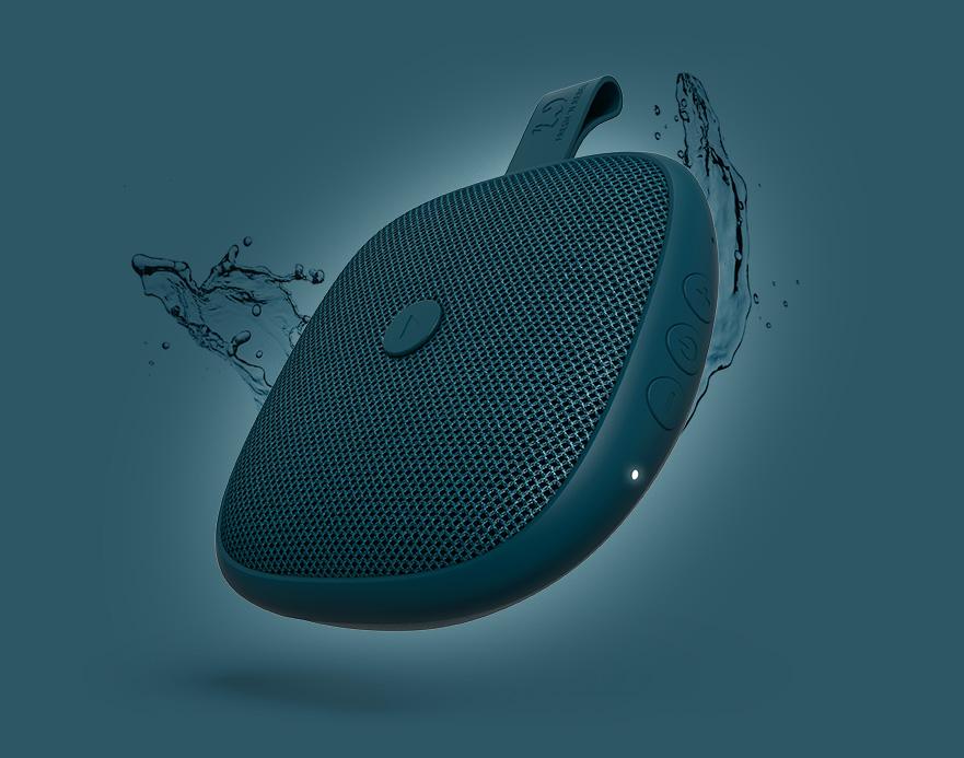 Vattenskydd - säkrad mot skvätt och stänk