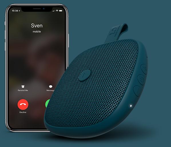 Högtalartelefon - du kan alltid nås och kan alltid ringa