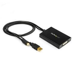 Mini DisplayPort till Dual Link DVI-adapter