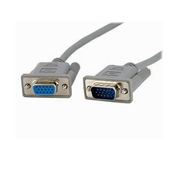 3m VGA-skärmförlängningskabel - HD15 M/F